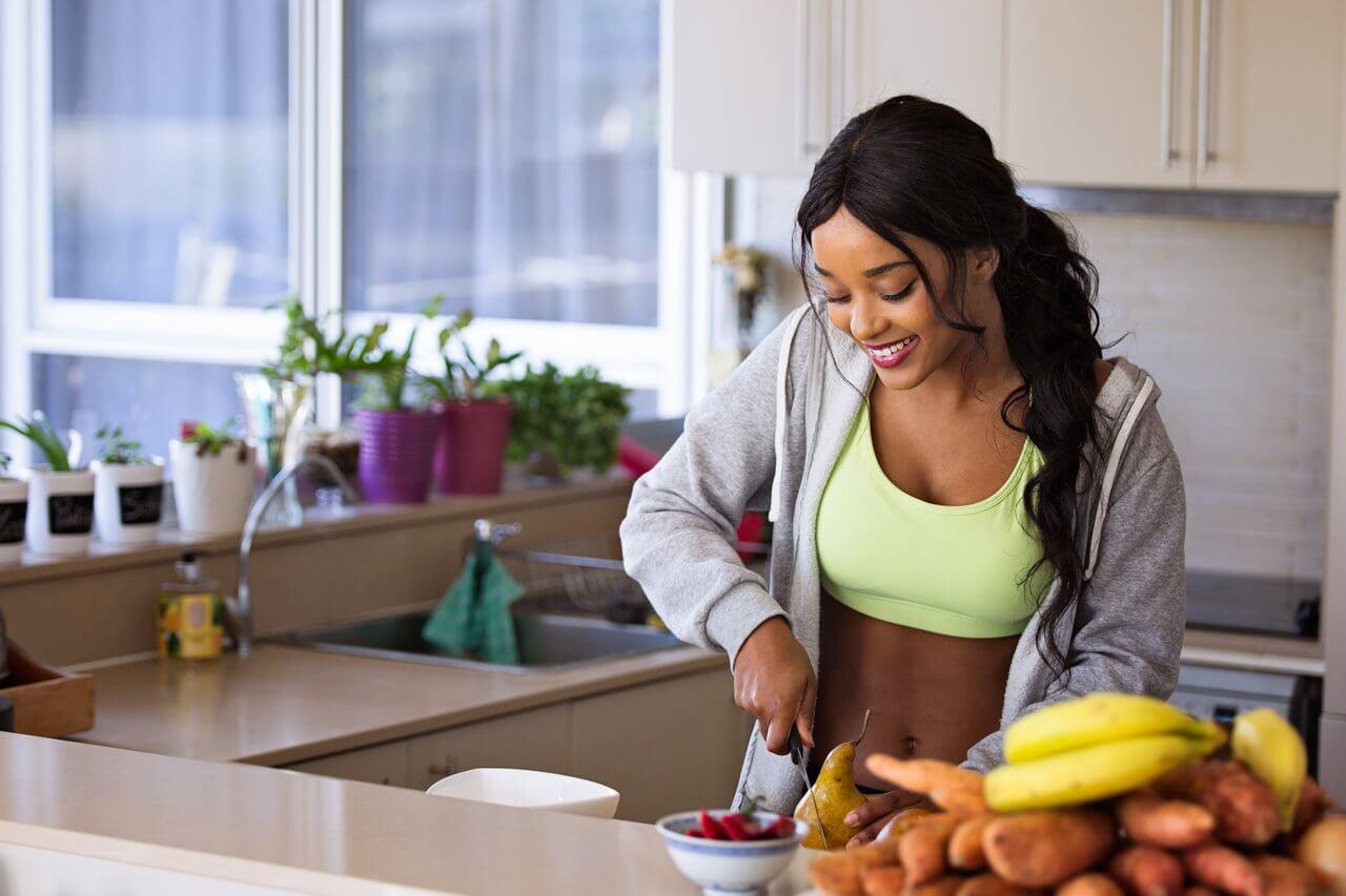 Entrenamiento y alimentación